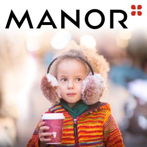 MANOR GIANT Christmas Fribourg