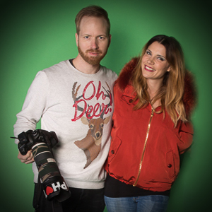 Studio Shoot with Mirjam Jaeger Freestyle Skier and Model
