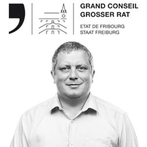 Christophe Dupasquier, Responsable des technologies web, Etat de Fribourg / Secrétariat du Grand Conseil de Fribourg