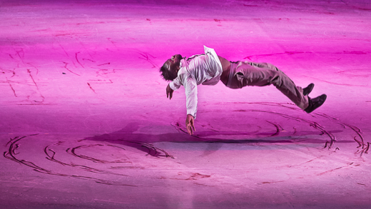 Expo DANCE OUTSIDE THE BOX @ Equilibre Fribourg
