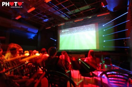 Footstock @ Fri-Son: Football, Beer and Big Screen ...