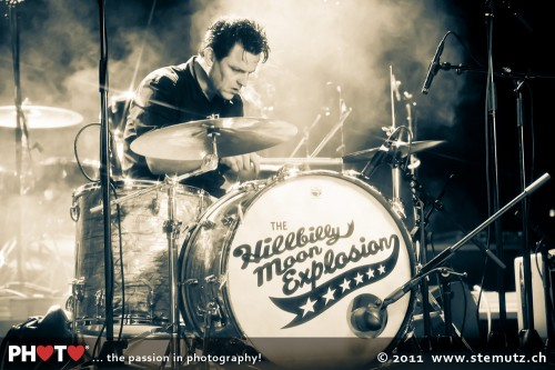 Luke Weyermann ... The Hillbilly Moon Explosion @ Jazz Parade, 08.07.2011 by stemutz