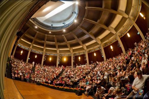 Aula Magna, Université Fribourg @ RFI 2011, Fribourg, 17.08.2011 by stemutz