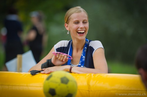 Lithuanian football supporter ... RFI 2011, 18.08.2011 by stemutz