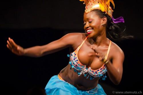 Beauty of Antigua & Barbuda ... @ RFI 2011, Fribourg, 21.08.2011