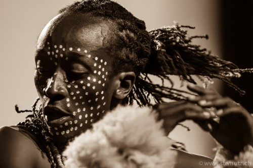 Sounds of Africa, Kenya @ RFI 2012, Fribourg, Switzerland, 19.08.2012