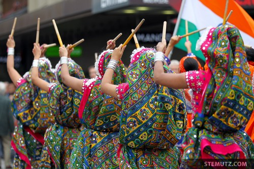 Indian Colours ... SHIVAM NRUTYA CULTURAL ACADEMY @ RFI 2010