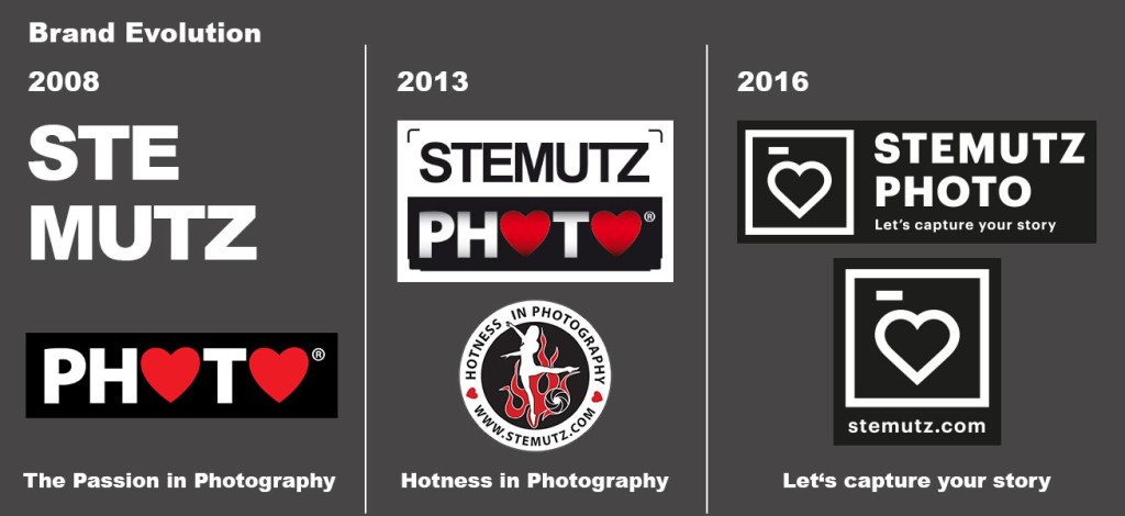 STEMUTZ PHOTO Brand Evolution