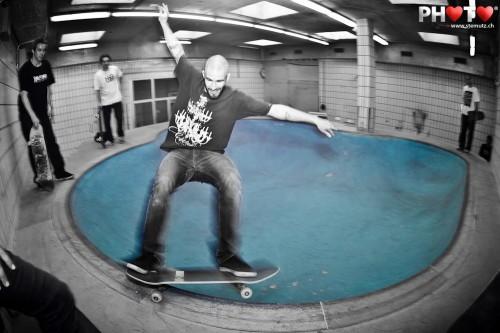 Slaughterhouse Bowl @ Abattoir Skatepark, Fribourg, 17.03.2012