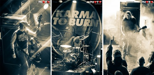 Karma to Burn (USA) @ 20 ans d'Ebullition, Bulle, 31.03.2012