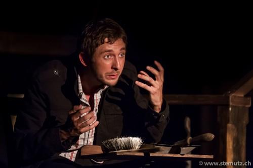 2 heures de monologue avec Thierry Leibzig ... Actitude @ Nouveau Monde
