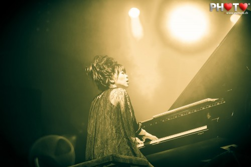 Hiromi Uehara with Hiromi's Trio Project @ Jazz Parade, Fribourg, 10.07.2012