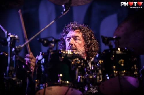 ToTo Drummer Simon Phillips with Hiromi's Trio Project @ Jazz Parade ...