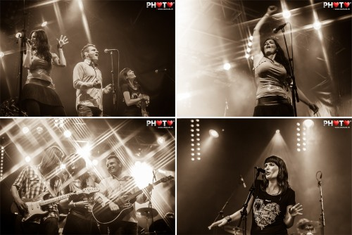 Different picture style ... Party Project @ Jazz Parade, Fribourg, 06.07.2012