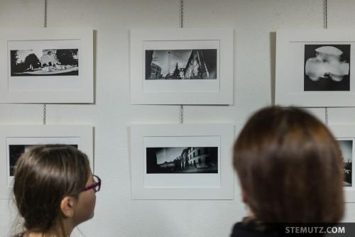 Vernissage: AbraCamera, Photo Club Fribourg, 06.11.2014