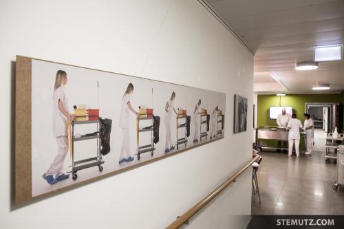 Exposition Photo SAFE AT WORK, apprentis SSH, Photos by STEMUTZ