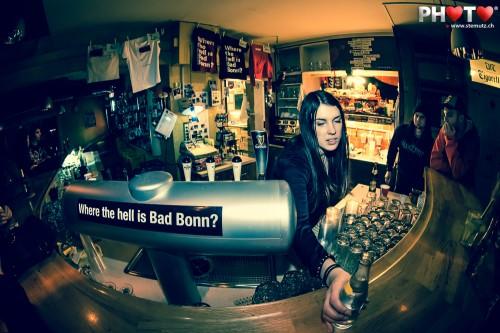 Where the Hell is Bad Bonn ? ...  in fucking Düdingen, Switzerland ! :-)
