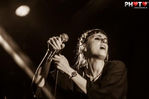 Singer Selina ... Nelson Can (DK) @ Bad Bonn, Düdingen, Switzerland