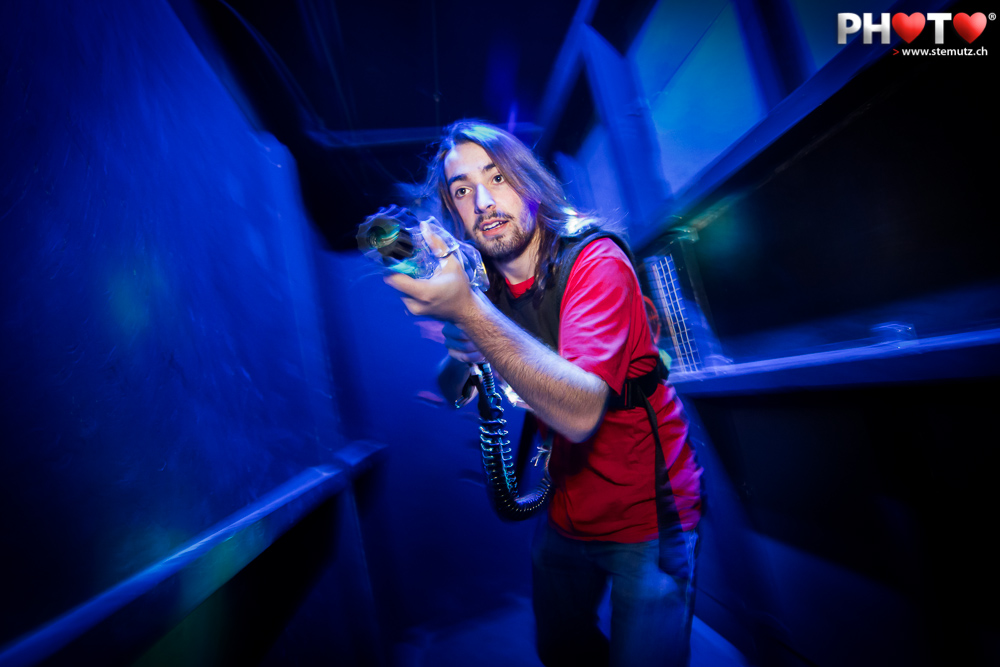 lasergame is fun for boys and girls   but it was the hardest photo shoot ever   laser district