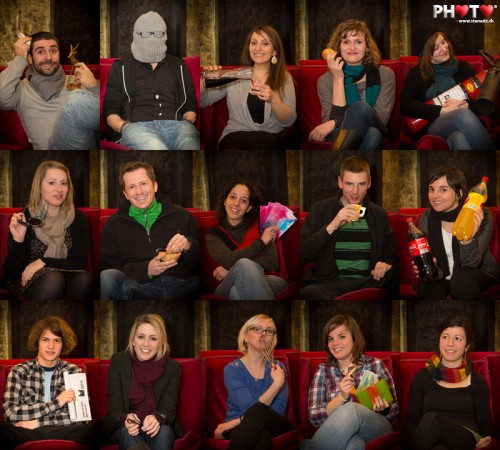 Nouveau Monde Staff Shoot @ Wednesday's Photo Sessions, 27.02.2013