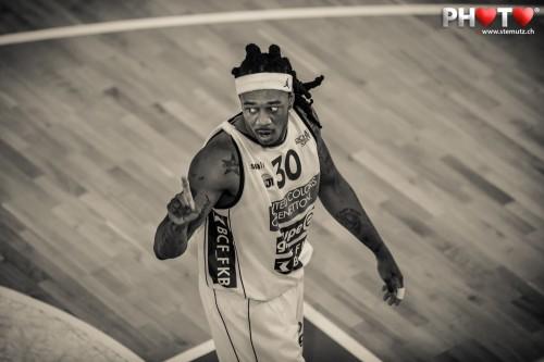 #30 Arizona REID, Photofri Session @ Benetton Basket Fribourg Olympic, 27.03.2013