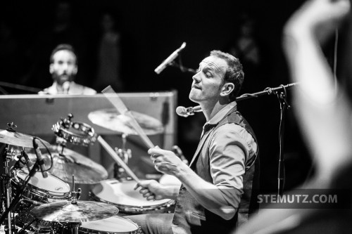 Former Tasteless Drummer Stéphane Eichenberger ... Jim The Barber & his Shiny Blades