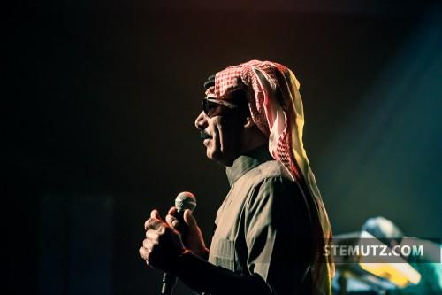 Arabic Star ...Omar Souleyman (SY) @ Fri-Son, Fribourg, Switzerland, 07.05.2013
