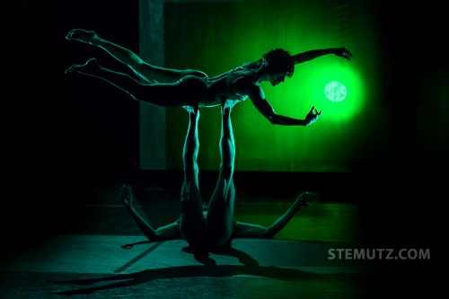 Green Light, Ariel Cohen ... 13 by Karine Jost @ Nuithonie, Fribourg, Suisse