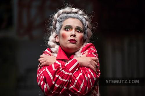 Parasha, Gabrielle Philiponet - Opéra Louise MAVRA @ blueFactory, Fribourg