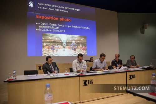 Press Conference ... Expo RFI @ BCF by STEMUTZ