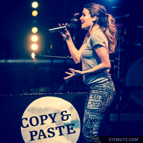 Copy & Paste ... Lina Button @ Jazz Parade, Fribourg, Suisse, 13.07.2013
