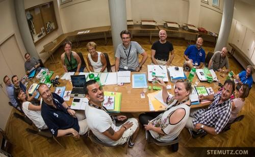 Last Committee Meeting before official volunteer Info .... RFI 2013