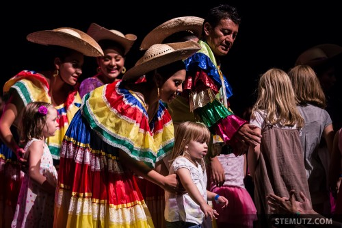 Mexico ... RFI 2013: Kids' Show, Equilibre, Fribourg, Suisse, 15.08.2013