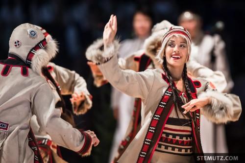 Goodbye Yakutia ... RFI 2013: Final Show, Halle Omnisport, St-Léonard, Fribourg