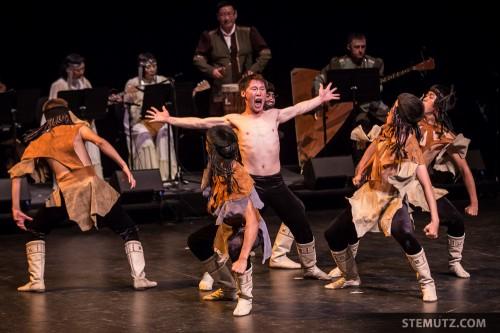 Yakutia ... RFI 2013: Gala, Equilibre, Fribourg, Switzerland, 16.08.2013