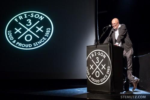 Urs Musfeld / SRF ... 30 Years of Fri-Son Party, Fribourg, Switzerland, 26.10.2013