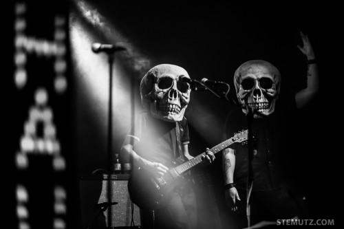 Blues Skeleton ...Haute Volta @ Nouveau Monde, Fribourg, Switzerland, 24.10.2013
