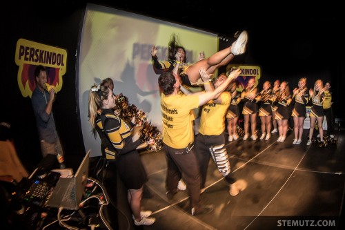 Team Winners: Capital Hornets ... alles-geben.ch / tout-donner.ch by Perskindol