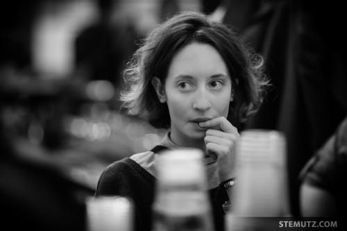Lisa Leblanc (CAN) @ Nouveau Monde, Fribourg, Switzerland, 05.12.2013