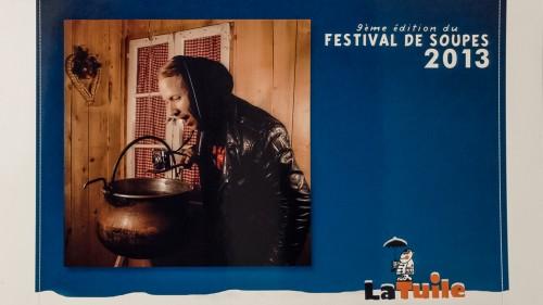 Festival de la Soupe 2013 @ La Tuile, Place-Python, Fribourg, Suisse, 20.12.2013