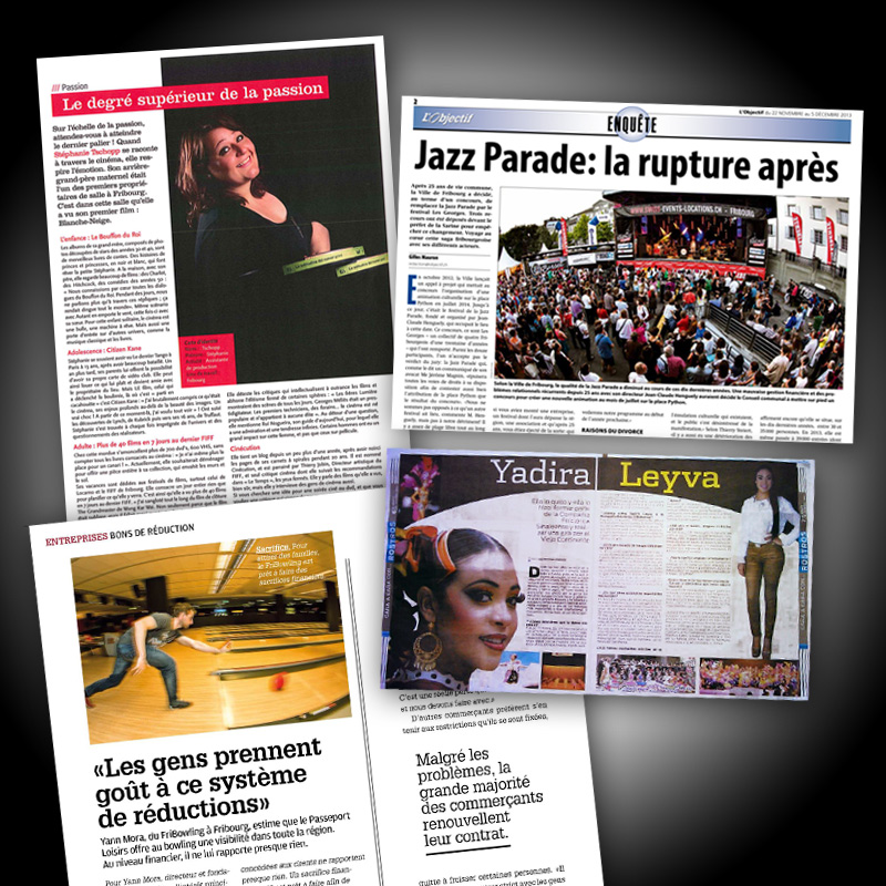 new published images  l u2019objectif  u201cjazz parade u201d    pme