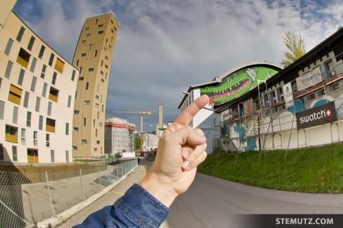 Grrrrrr ... Michel FR @ Rock'n'Wall Day 2, Fri-Son, Fribourg, 17.09.2011