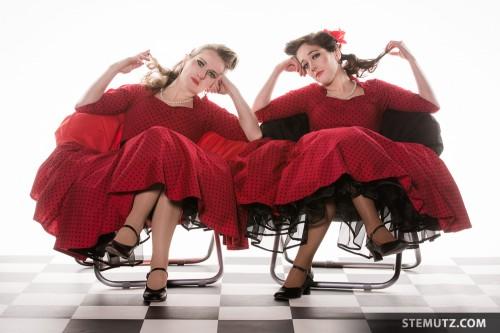Marisa & Regina ... Hummerknacken Shoot @ CHAMBRE NOIRE Studio, Fribourg