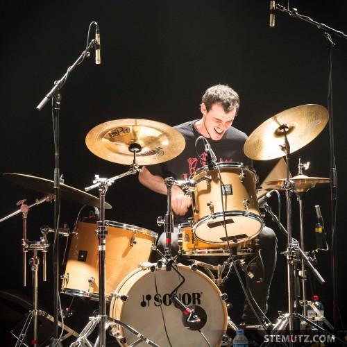 New Drummer Max ... Mumakil @ Full Metal, Nouveau Monde, Fribourg, 25.01.2014