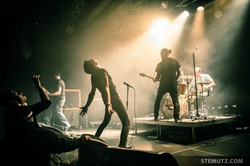 Post Hardcore Metal Action ... Cortez @ Nouveau Monde, Fribourg, 25.01.2014