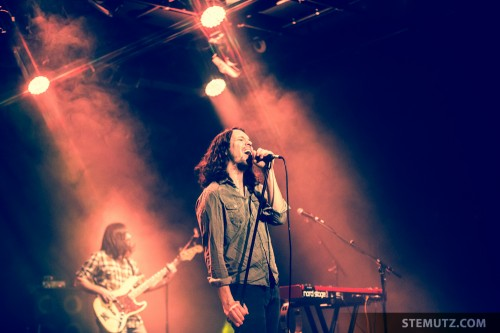 Didier ... Dirty Sound Magnet @ Fri-Son, Fribourg, Switzerland, 07.03.2014