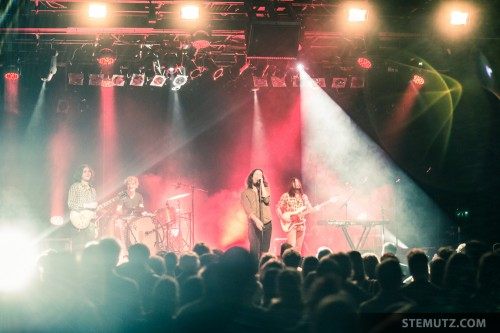 Nice Gig ... Dirty Sound Magnet @ Fri-Son, Fribourg, Switzerland, 07.03.2014