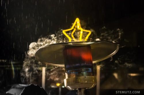 Raindrops ... Le Goulag Festival 2014 @ Pisciculture, Fribourg, 22.02.2014