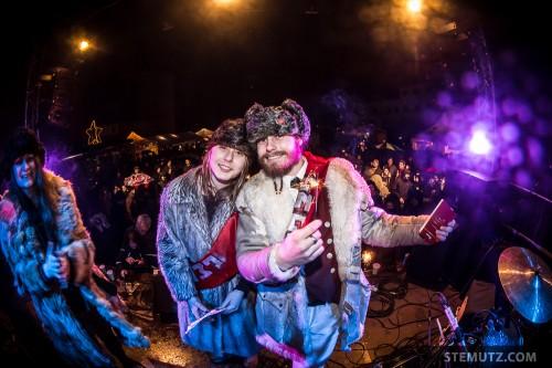 Ms & Mr. Goulag ... Le Goulag Festival 2014 @ Pisciculture, Fribourg, 22.02.2014