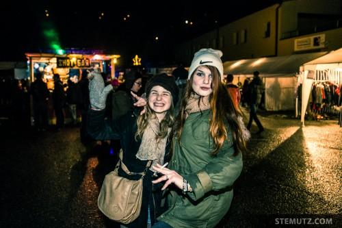 Dancers ... Le Goulag Festival 2014 @ Pisciculture, Fribourg, 22.02.2014